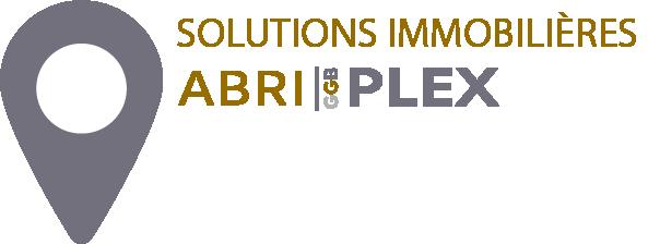 logo signature solutions immobilières abriplex